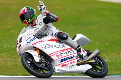 Historic day for Bagnaia and Mahindra at The Cathedral