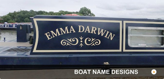 River, Sea, Yacht, Narrowboat Names