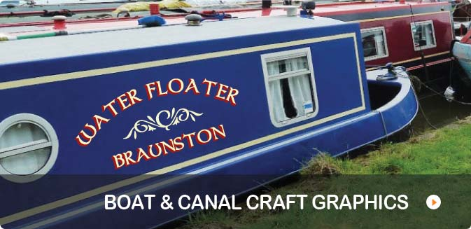 Canal, Boat and Marine Graphics