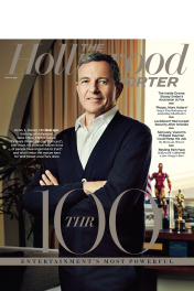THR 100: Entertainment's Most Powerful