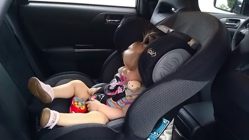 Safety 1st Complete Air 65 Convertible Car Seat - Reviewer photo