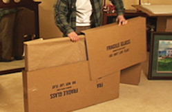 Packing Mirrors