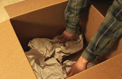 Packing china for your move