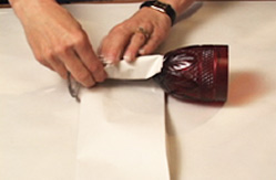 Wraping Stemwear to move