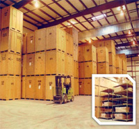 Pride Moving and Storage Solutions
