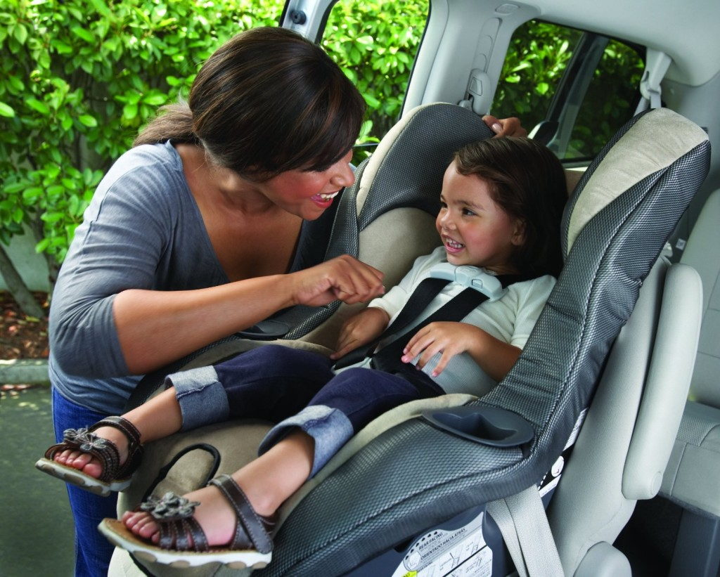 Graco My Ride 65 Review - Forward-facing with toddler
