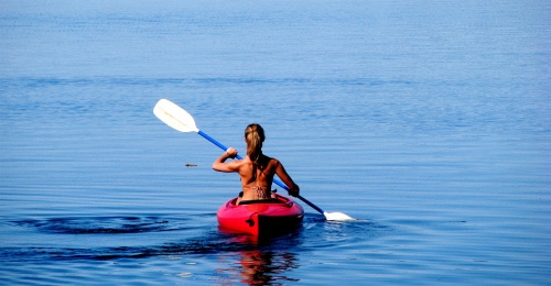 What are the benefits of paddling