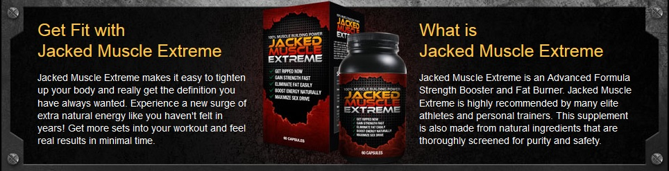 Jacked Muscle X working
