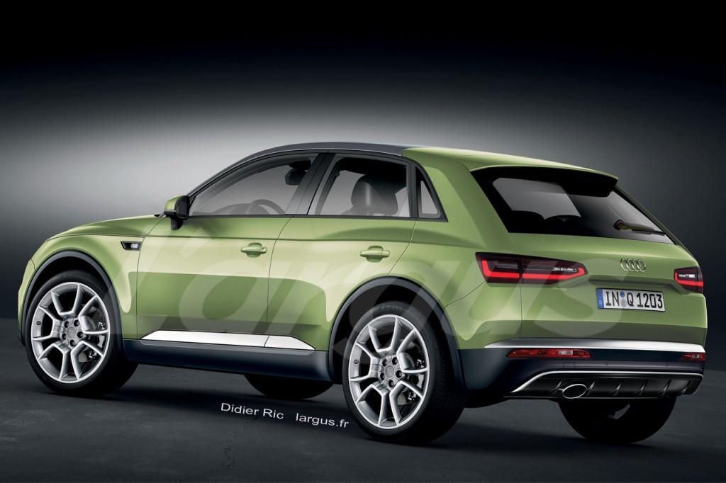 Audi-Q1 - фото