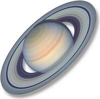 saturno1 El orden de los Planetas.