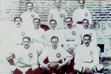 Real Madrid, campeón de Copa 1906