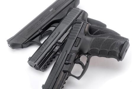 Factory Pistols
