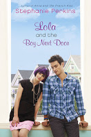 Lola And The Boy Next Door Poster