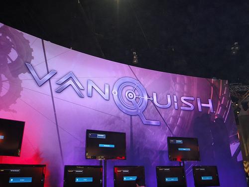 Vanquish Booth
