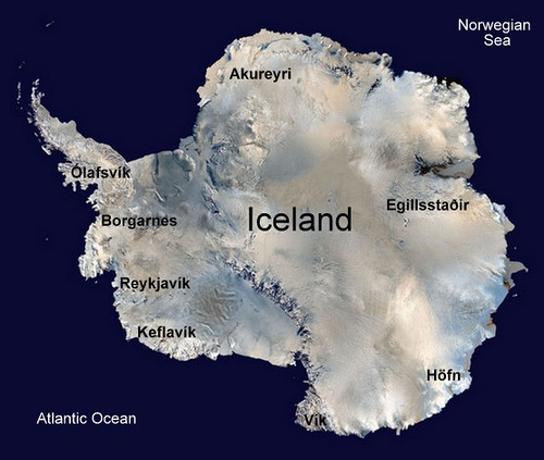 איסלנד?