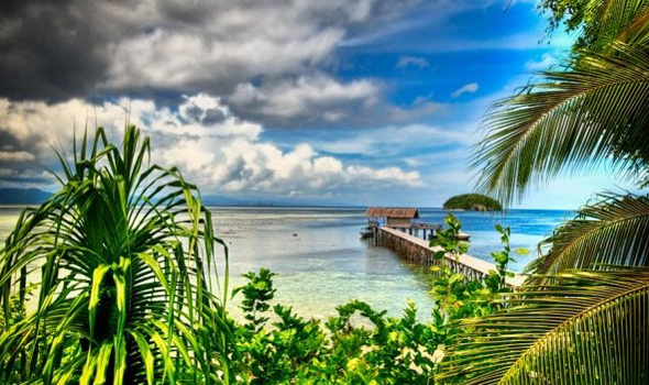 Eco-resorts in Raja Ampat strive to balance nature and development