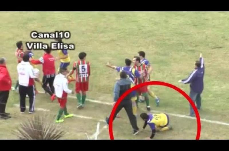 Michael Favre Argentine Football Player Dies After Catching Knee to The Head