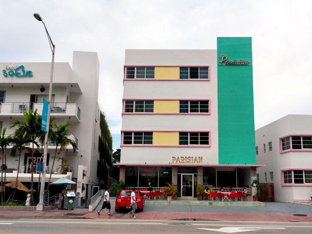 The Parisian in Miami Beach will host the second edition of SATELLITE. Photo: courtesy SATELLITE.