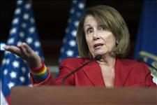 Oof: Nancy Pelosi Also Booed at DNC
