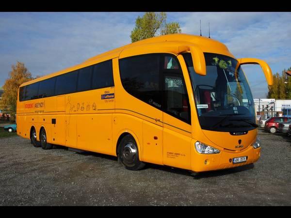 Autobus Student Agency