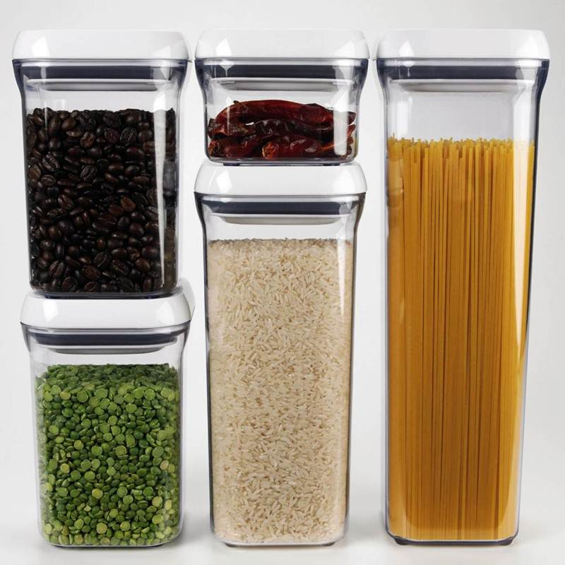 Image of: Kitchen Canisters Sets