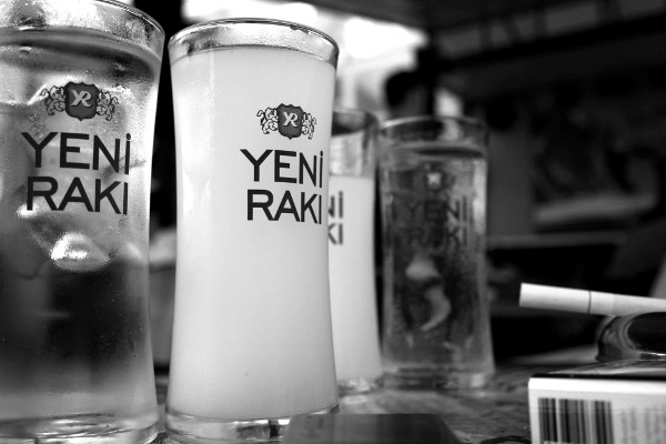 Turkish Raki, anise raki, where to drink raki