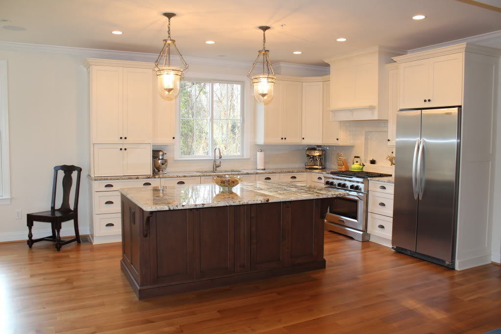 Image of: Picture of Kitchen Cupboards