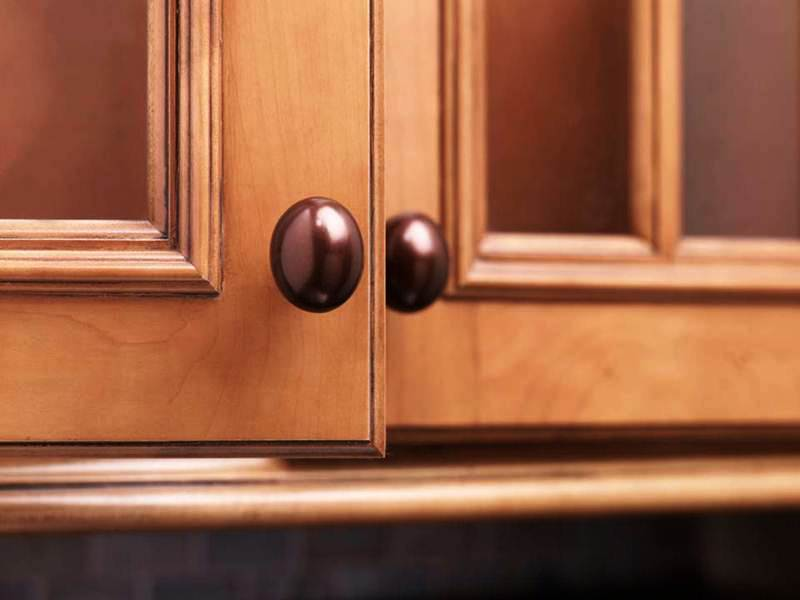 Image of: Kitchen Cabinet Knob and Pulls