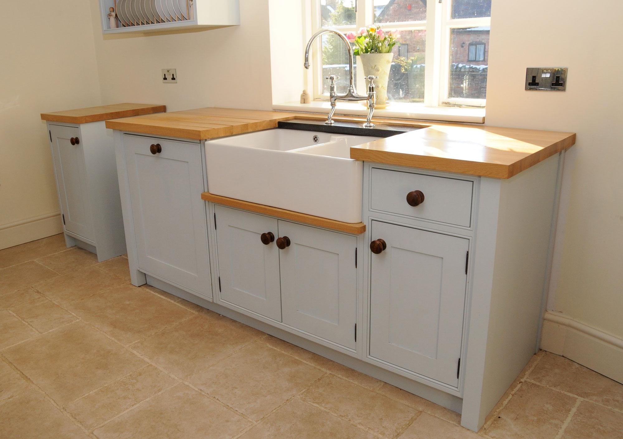 Image of: Base Kitchen Cabinets