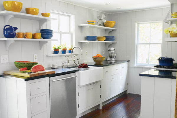 Image of: Small Kitchen Makeover Ideas