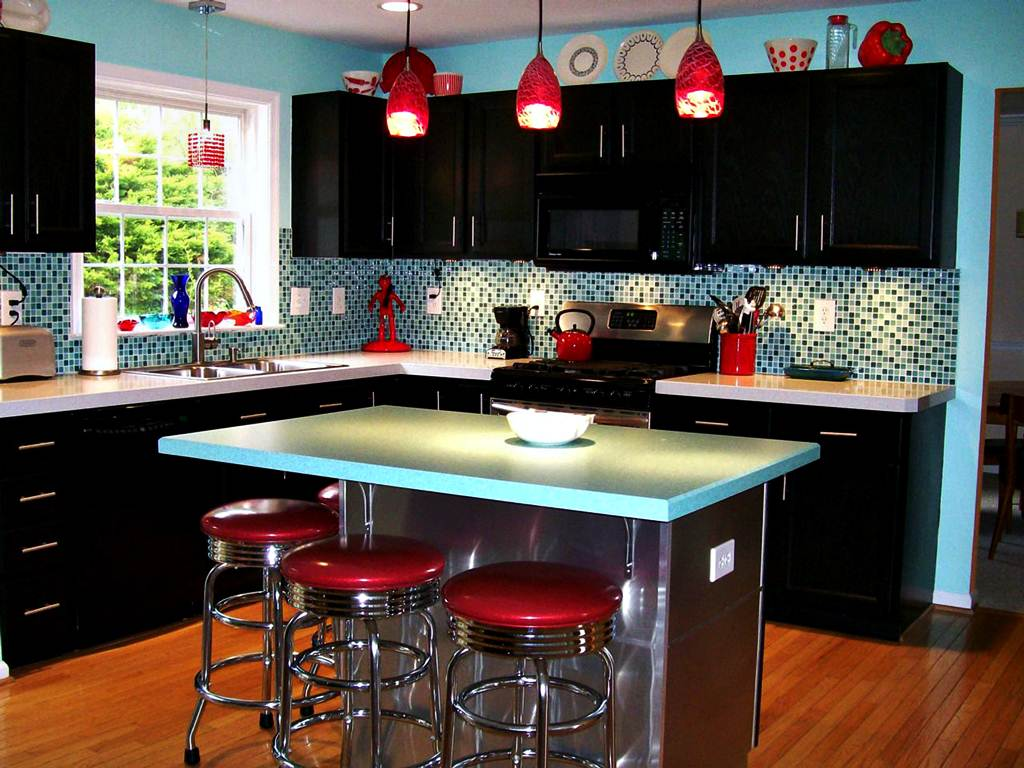Image of: Kitchen Counter Stool