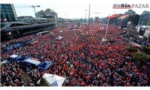 "Taksim mitingi, toplumsal muhalefet, ""pozisyon savaşı"""