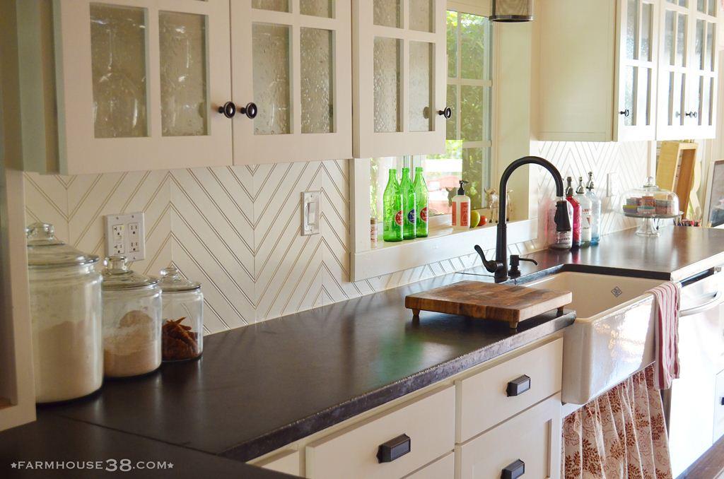Image of: Backsplash Ideas for Kitchen