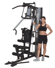 Body solid HT85 home exercise machine