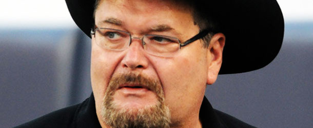 Jim Ross Offers Advice for Individuals Who Fail the Wellness Policy
