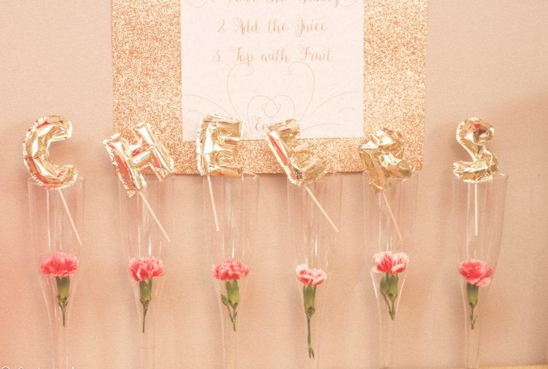 Champagne Bridal Shower