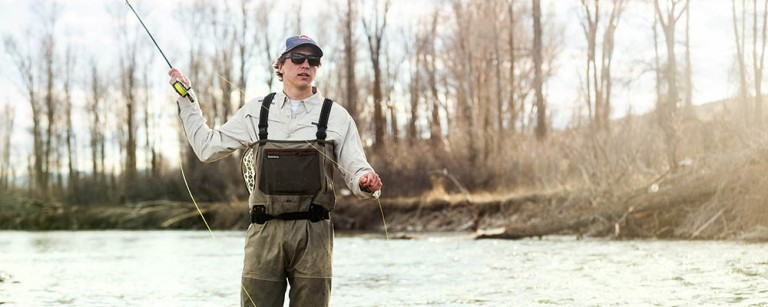 """<span class=""""entry-title-primary"""">Google counts JH fly fishing company a success</span> <span class=""""entry-subtitle"""">Gillette signmaker also profiled in new report</span>"""