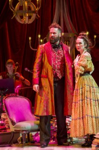 Onegin, Arts Club, Andrew McNee, Lauren Jackson