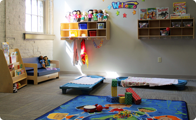 family day care room ideas