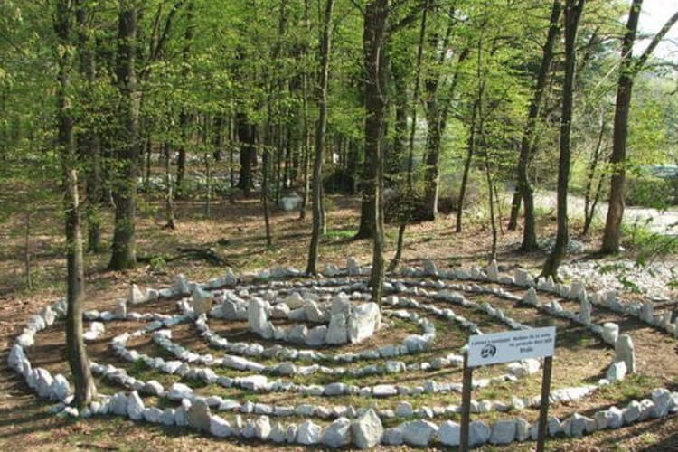 City of Labyrinths, Medimurje Total Croatia