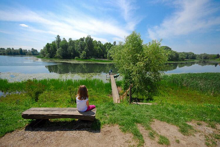 Lonja Field Nature Park | Total Croatia