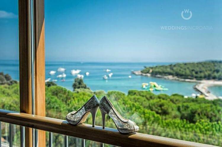 Weddings in Croatia The view | Total Croatia