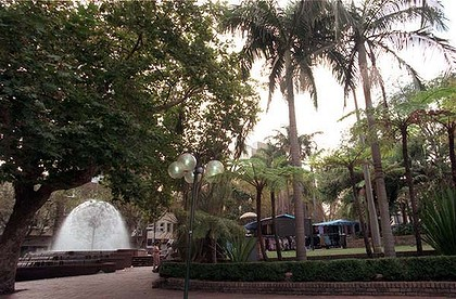Sydney council has plans to makeover the Fitzroy Gardens in Kings Cross.