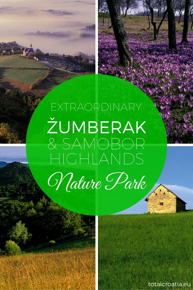Prepare to be knocked off your feet! Meet the extraordinary Žumberak Nature Park | totalcoratia.eu #TRAVEL