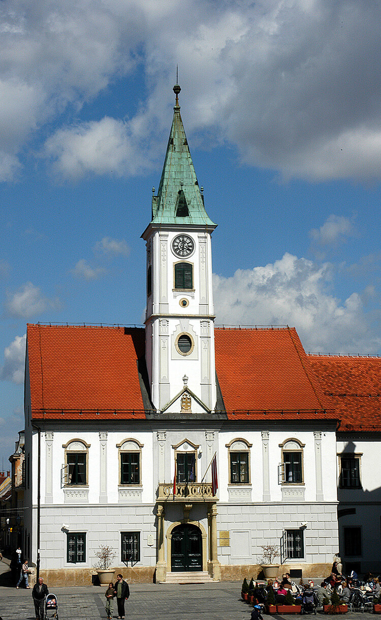 City Hall Varazdin | Total Croatia