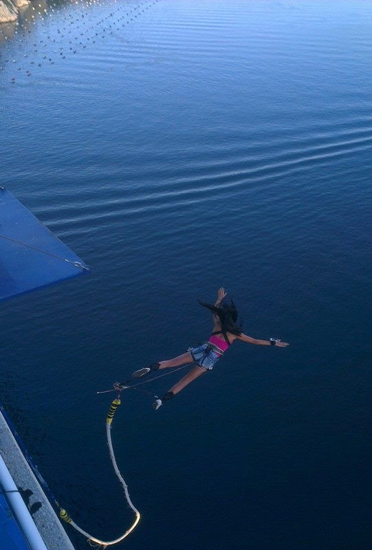 Bungee | Total Croatia
