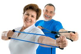 Senior Exercise programIt Can Be Boring But it Works:   Exercise!