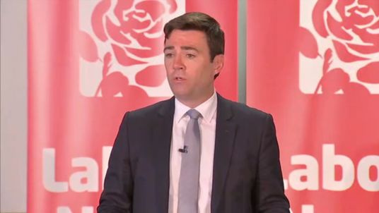 Andy Burnham promised to make the northern powerhouse a reality
