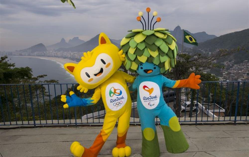 Meet the Rio 2016 Olympic and Paralympic Games mascots and help choose their names