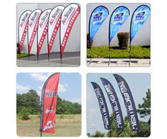 Promo Flag And Banners Supplier